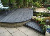 Площадки для отдыха в саду и на даче