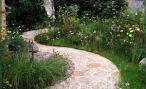 Материалы для мощения садовых дорожек и площадок