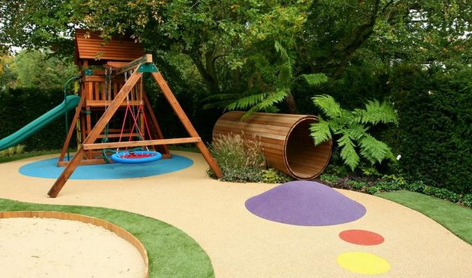 Кустарники на детскую площадку